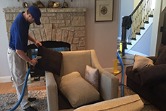 Upholstery CleaningService